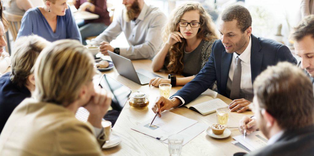 Profit Management Solutions Business Meeting